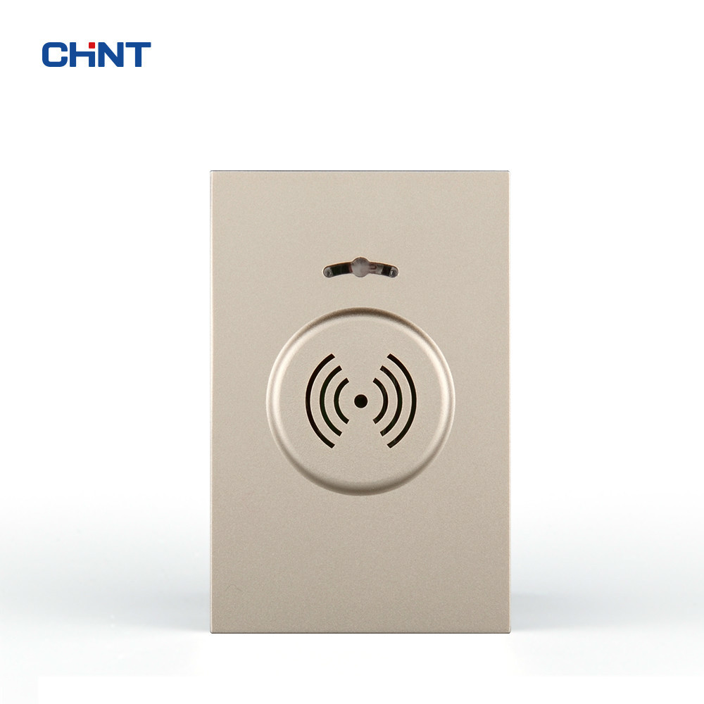 CHINT 120 Type 9L Wall Switch Socket Function Key Acousto-optic Control Time Delay Switch 100W Modular week time reset 6 function key time switch ac 220v 16a