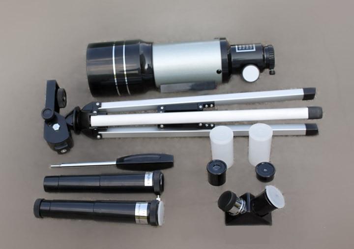 Astronomik məkan üçün Tripod Barlow Lens Eyepeee Moon Filter ilə - Düşərgə və gəzinti - Fotoqrafiya 6