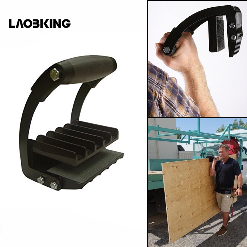 Easy Gripper Panel Carrier Handy Grip Board Lifter Plywood Carrier Handy Grip Board Lifter Free Hand Tool Drop Shipping