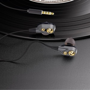 Image 5 - UDILIS Bass Stereo Sound In Ear Sport Earphone for xiaomi gaming headset gamer fone de ouvido MP3 Music Earbuds Stereo