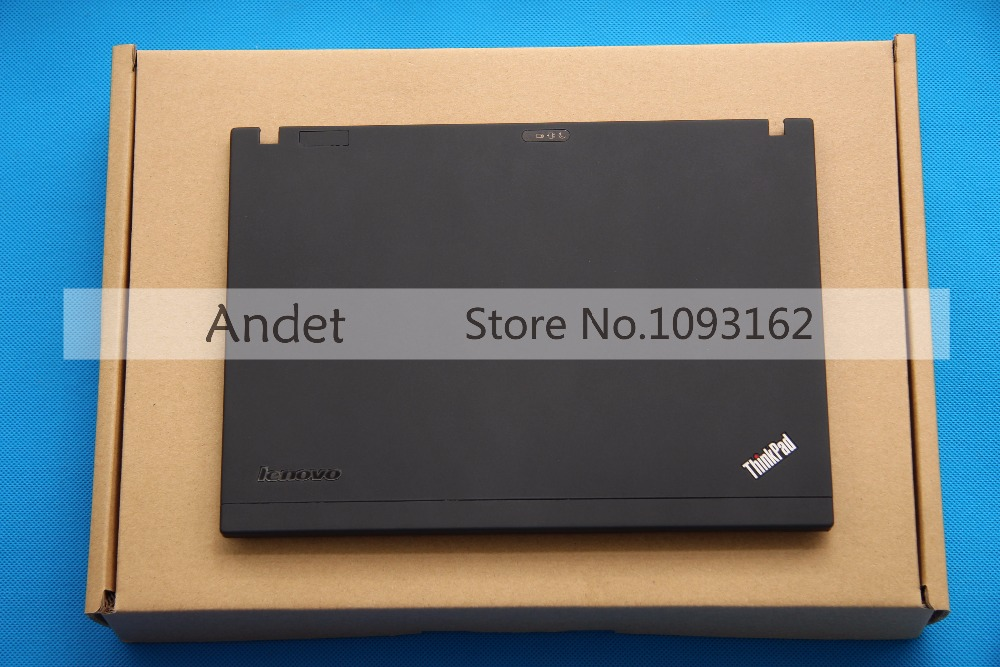 LCD Rear Lid for Lenovo Thinkpad X200 X200S X201 X201i X201S Top LCD Back Top Cover new original for lenovo thinkpad x200 x200s x200 tablet x201 x201i x201s x201 tablet keyboard thailand