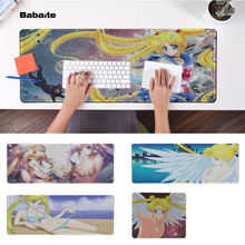 Babaite  Sailor Moon Anime Office Mice Gamer Soft Mouse Pad Speed/Control Version Large Gaming