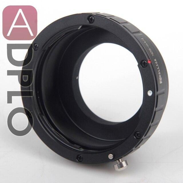 2016 anneaux adaptateur dobjectif Dollice pour objectif canon EF à micro quatre tiers M4/3 caméra GX8 G7 GF7 GH4 GM1 GX7 GF6 GH3 G5 GF5