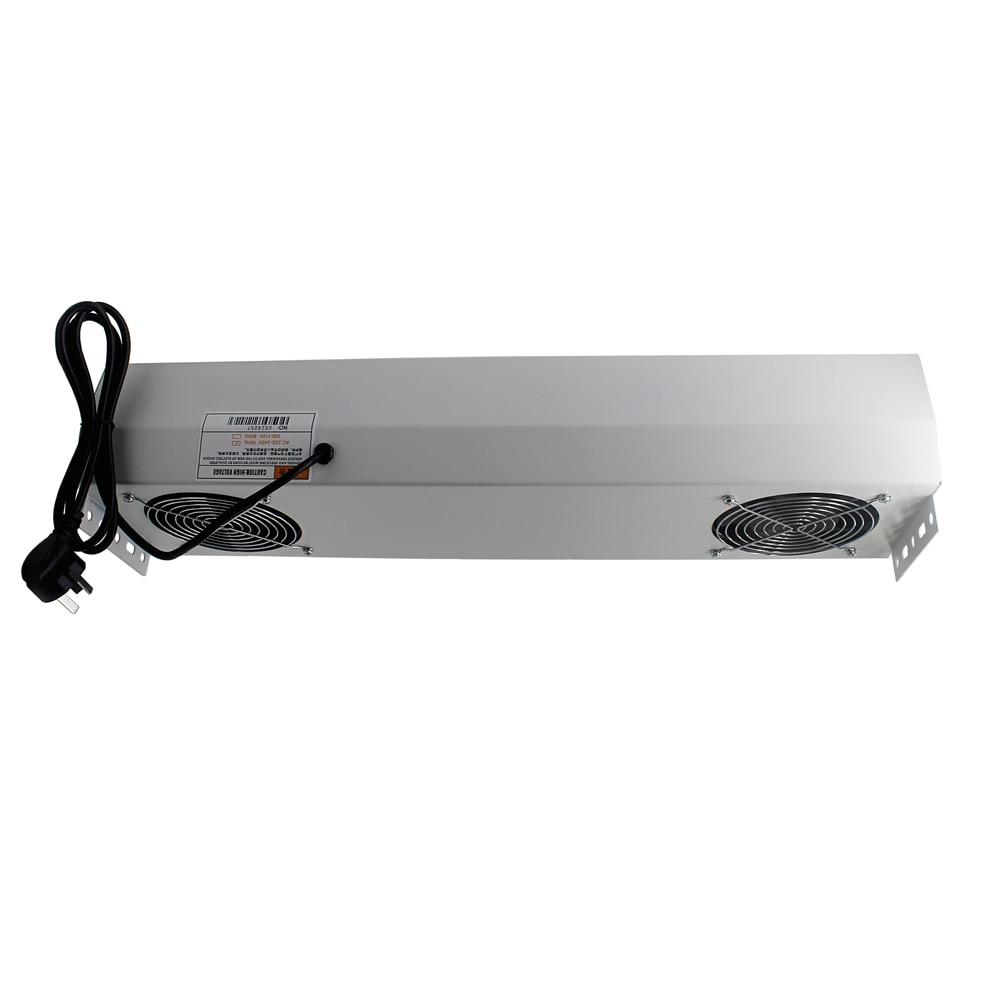 FEITA 002A Ventilatore ionizzatore da tetto con due uscite d'aria - Utensili elettrici - Fotografia 2
