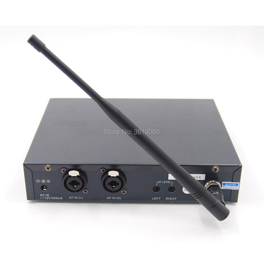 Freies verschiffen, ew300iemG3 UHF Stereo Wireless Monitor System 606,0-613,8 MHz Professionelle Digitale Bühne In-ohr Monitor System