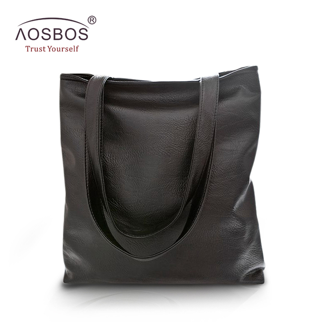 Fashion Women PU Leather Shoulder Bag Large Capacity Portable Black Messenger Bags Tote European and American Style Handbag