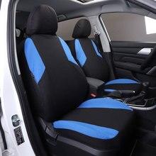 Cubierta de asiento de coche cubre asientos de automóvil para ford mondeo limitada 3 4 mk3 mk4 mustang guardabosques territorio de 2017 2013 2012 2011