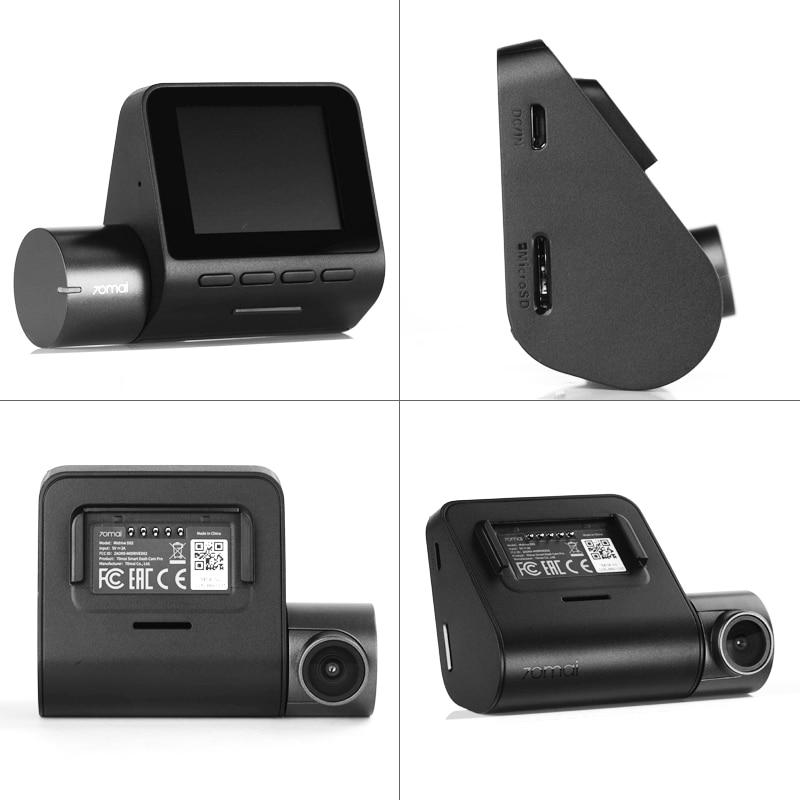 Xiaomi 70ai Pro Dash Cam Full HD 1944P cámara de coche grabadora GPS ADAS 70 AI Wifi Dvr coche 24H Monitor de aparcamiento 140FOV visión nocturna - 2