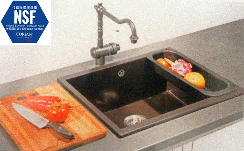 Tempered glass countertop sink undermount kitchen sink for Tempered glass countertop