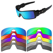цена на PapaViva Polycarbonate POLARIZED Replacement Lenses for Authentic Oil Rig Sunglasses - Multiple Options