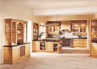 2017 сборных кухонный шкаф кухни шкафы мебель из цельного дерева поставщиков Китай модульная кухонные шкафы