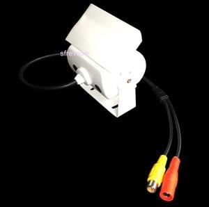 Image 4 - 화이트 방수 18 LED IR 밤 비전 자동차 후면보기 버스 트럭 Motorhome 차량에 대 한 백업 카메라를 반전