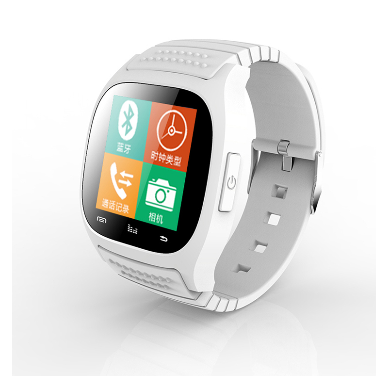 RWATCH M26S 1 4 Inch Screen IP57 font b Smart b font Bluetooth font b Watch