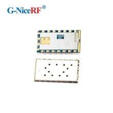 1 stück SA868 2 watt UHF 400 mhz ~ 480 mhz 4 6 km UHF Walkie Talkie Modul