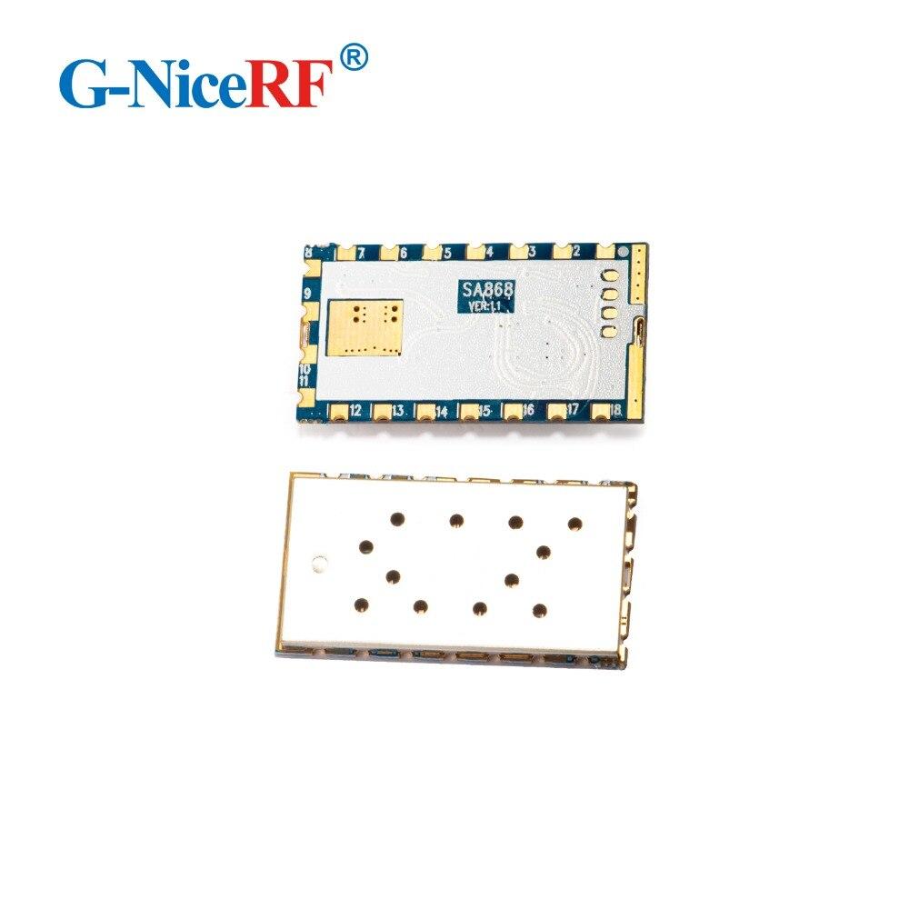 1Piece SA868 2W UHF 400MHz~480MHz 4-6KM UHF Walkie Talkie Module
