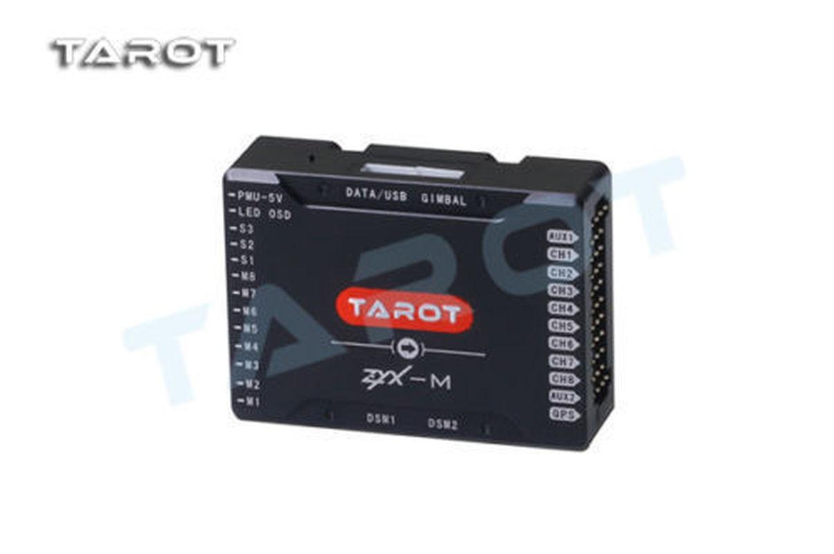 Tarot ZYX M Flight Controller GPS Combo PMU โมดูลสำหรับ FPV Multicopter Drone ZYX25 20% OFF-ใน ชิ้นส่วนและอุปกรณ์เสริม จาก ของเล่นและงานอดิเรก บน   3