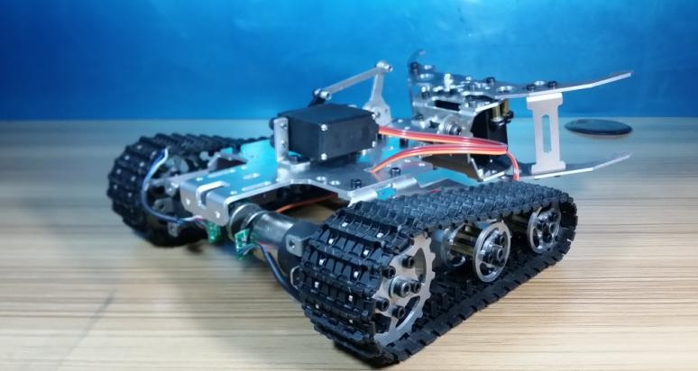 Tank chassis (9)