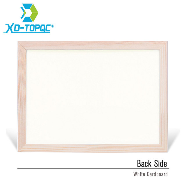 Online Shop 30*40cm Wooden Cork Board Natural Pine Wood Frame ...