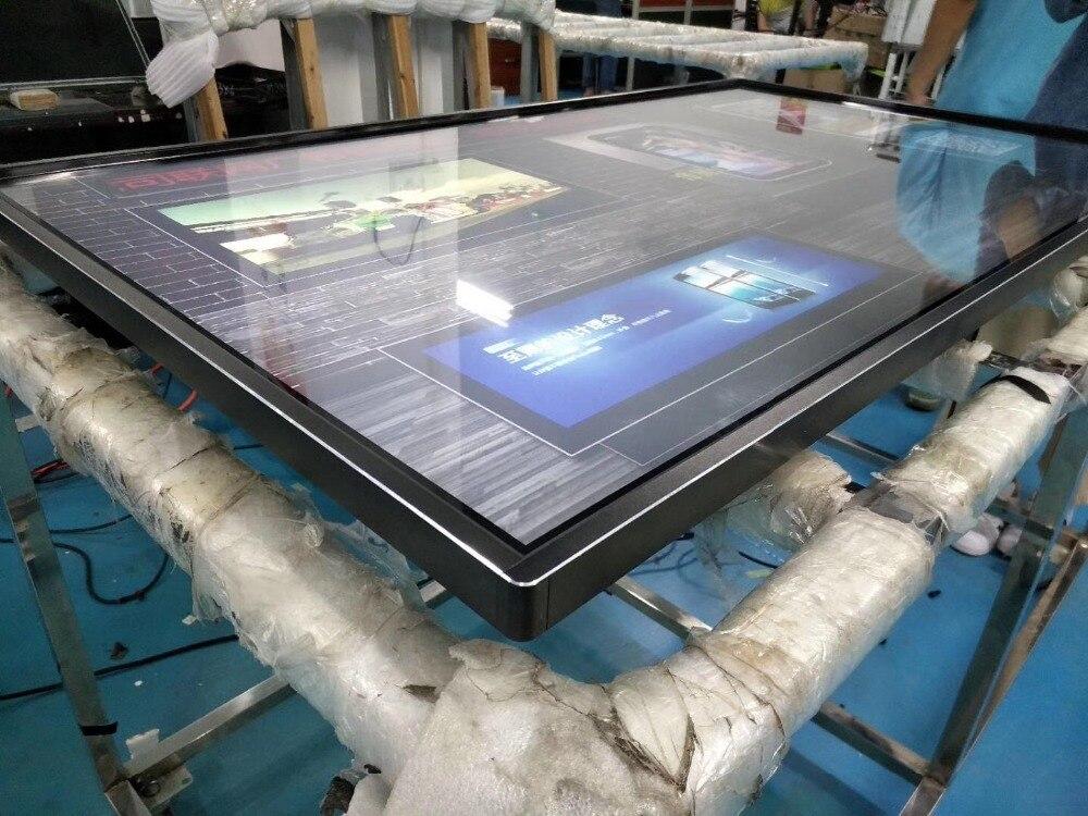 DIY PC tv различные функции lcd tft HD android или winbdows OS версия рекламный экран монитора вывеска 49 55 60 65 дюймов
