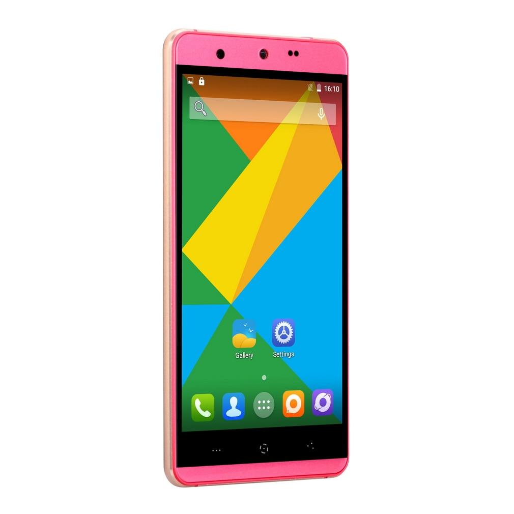 Kingzone n5 5.0 pulgadas hd 4g teléfono móvil android 5.1 MT6735 Quad Core 2 GB RAM 16G ROM 13.0MP $ NUMBER MP de Doble Cámara Smartphone