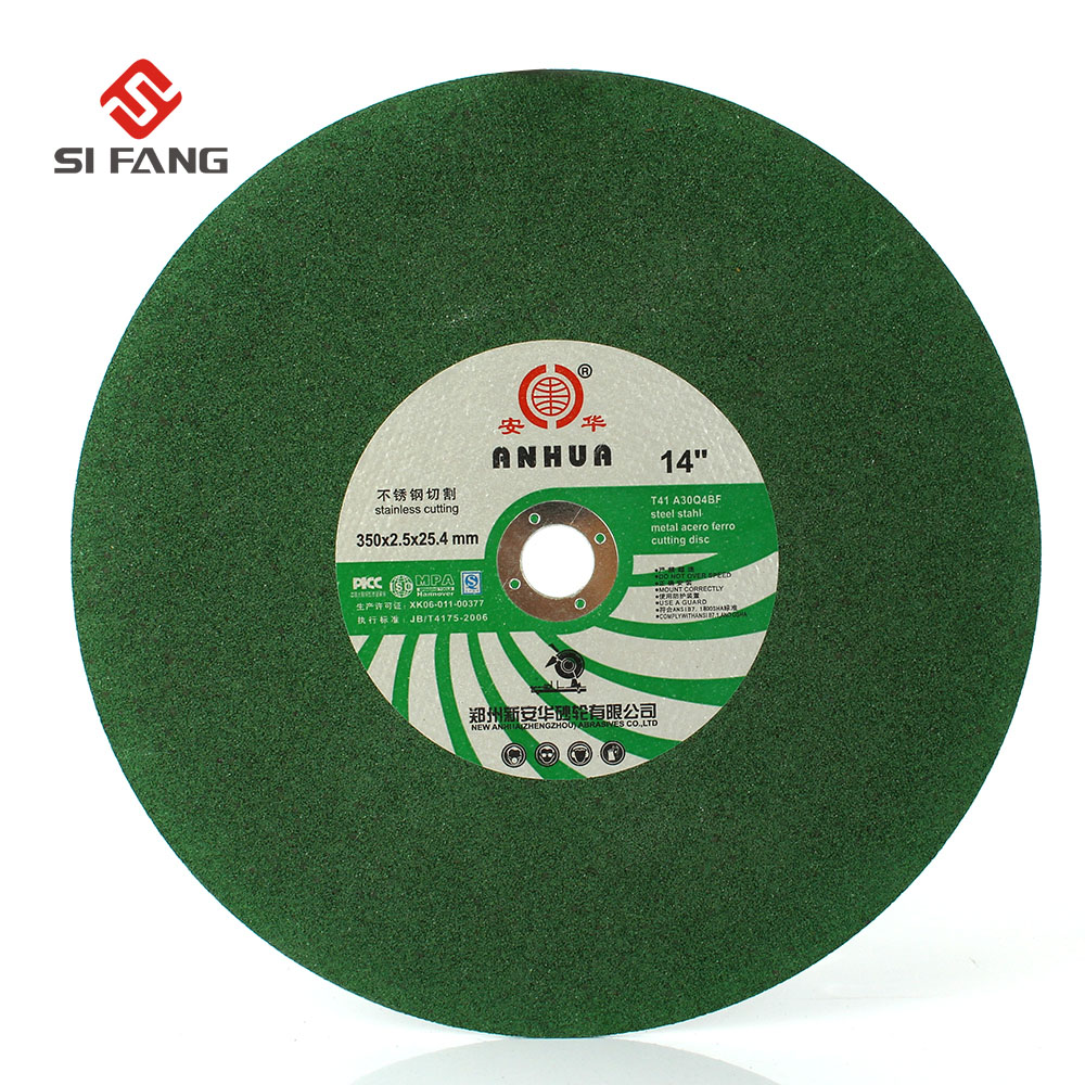 Cutting Wheel 350MM Grinding Wheel 14 Inches Cutting Machine Steel Metal Cutting Disc