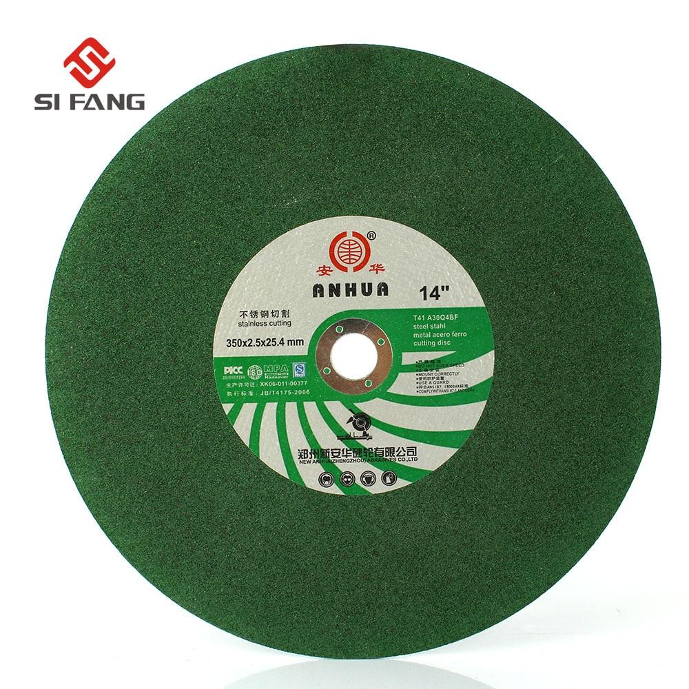 Cutting Wheel 350MM Grinding Wheel 14 Inches Cutting Machine Steel Metal Cutting Disc