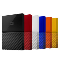 WD My Passport External Hard Drive Disk USB 3.0 4TB 4T Portable Encryption HDD Storage Devices SATA 3 for Windows Mac