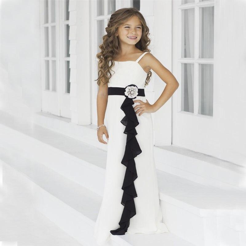 Long Junior Bridesmaid Dresses Promotion-Shop for Promotional Long ...