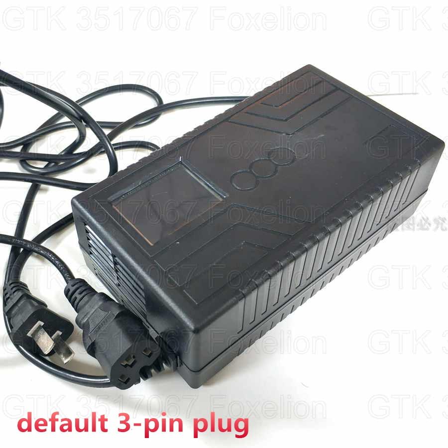 48v 72v Lead Acid 60v 64V Sealed AGM GEL Battery Charger For 10Ah 20Ah 30Ah EV Scooter Ebike Automatic Power Off LCD Screen
