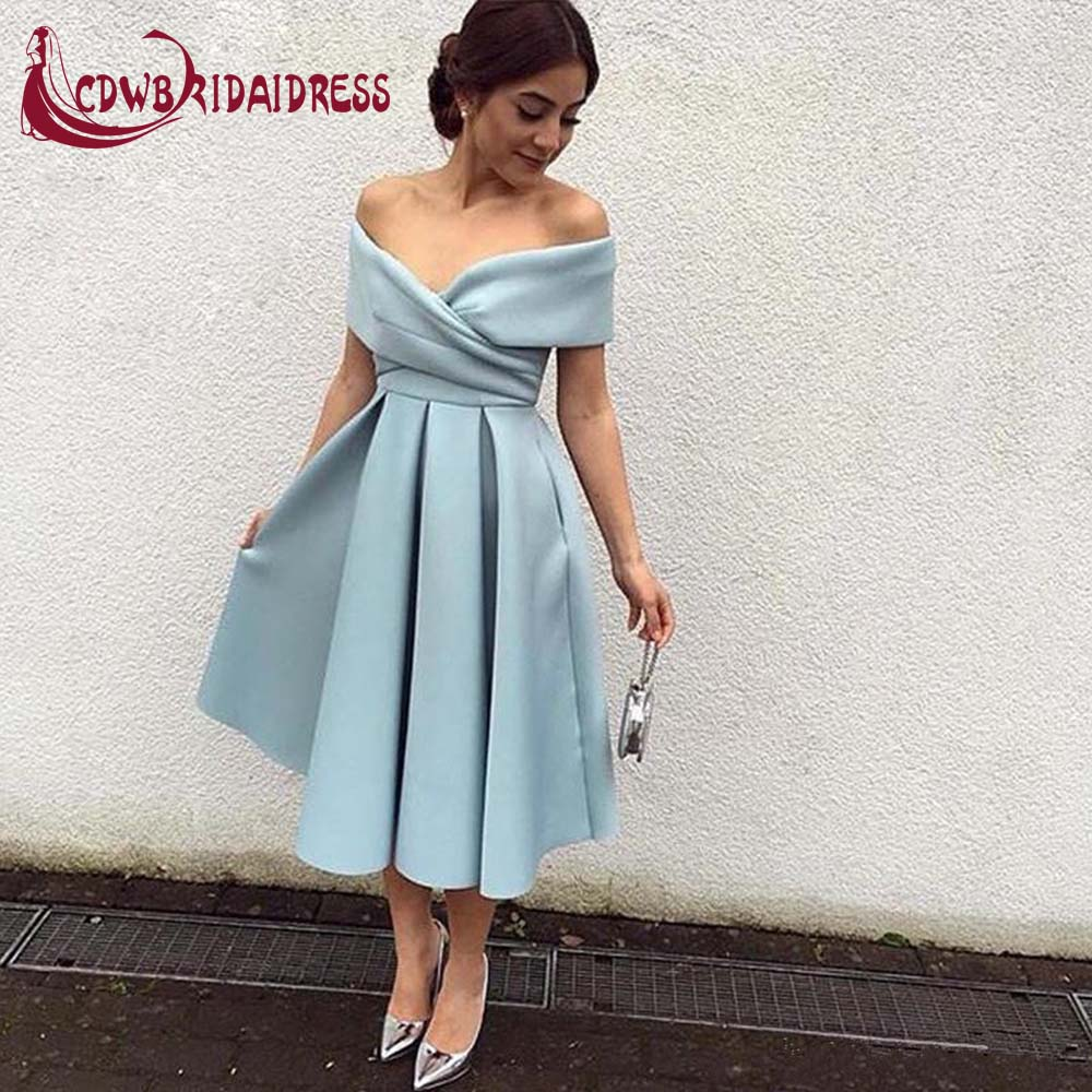 bb721875dda Sky Blue Homecoming Dresses
