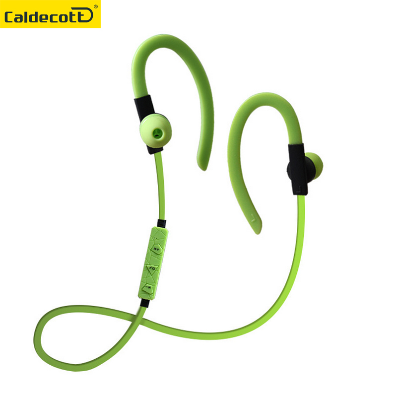 Bluetooth 4.1 Headphone Running Wireless Stereo Headset Sport Earhook Earphone with microphone USB Charge for mobile phone qkz c6 sport earphone running earphones waterproof mobile headset with microphone stereo mp3 earhook w1 for mp3 smart phones