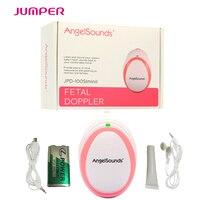 2018 marka najnowszy Angelsounds Prenatalna Płodu Doppler Tętna FDA i CE Zatwierdzone 3 MHz opiekunka baby monitory Usg