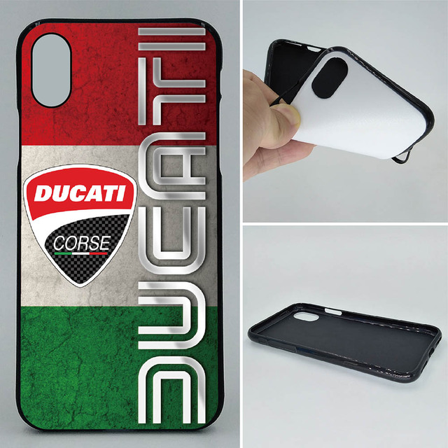 custodia iphone x ducati