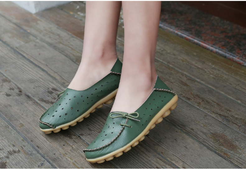 AH915 (32) Women's Loafers