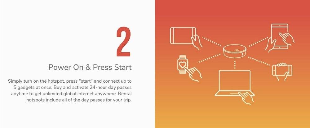 2019 new 4G Wireless Router Mifi Free Roaming Worldwide Network Hotspot  pocket wifi with big battery capcity