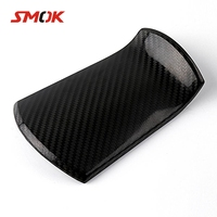 SMOK Motorcycle Scooter Accessories Carbon Fiber Fuel Gas Oil Tank Cap Cover For YAMAHA XMAX 300 XMAX300 2017 2018