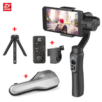 ZHIYUN Smooth 4 3 Axis Handheld Smartphone Gimbal Stabilizer for iPhone Samsung Smooth Q Portable Mobile Phone Gimbal