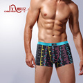 Summer Breathable Underwear High Quality Calcinha Masculina Gay Best Boxer Mid Waist Men Bamboo Boxers Shorts
