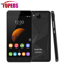 OUKITEL C3 5.0 inch Android 6.0 3G WCDMA Smartphone RAM 1GB ROM 8GB MTK6580 Quad Core 1.3GHz Cell Phone GPSDual SIM WIFI