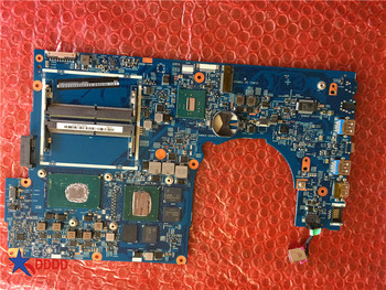 Original FOR Acer Aspire Laptop Motherboard I7-6700HQ  448.06A27.0011  NBGT1100A NB. GT11.00A  100% working perfect