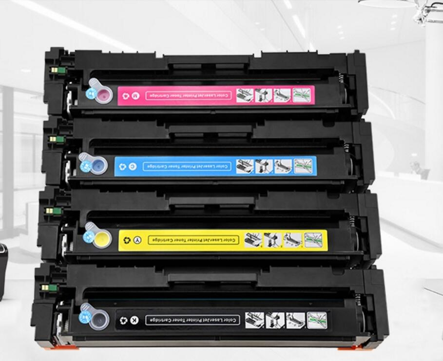 2 set new 711 inkjet and 1 set compatible 201A toner cartridge total 12pc including shipping