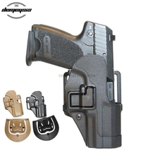 Holster Compact Outdoor-Belt USP Tactical Right-Hand Combat for H--K Military-Gun