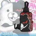 Japón anime Danganronpa mensajero del bolso de hombro Cosplay lienzo adolescente de dibujos animados hombres y mujeres solo bolso de hombro