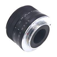 35MM F1.2 Large Aperture Prime APS C Manual Focus Lens for Fuji X Mount Mirrorless Cameras X A1 X A10 X A2 X A3 X at X M1 X M2 X