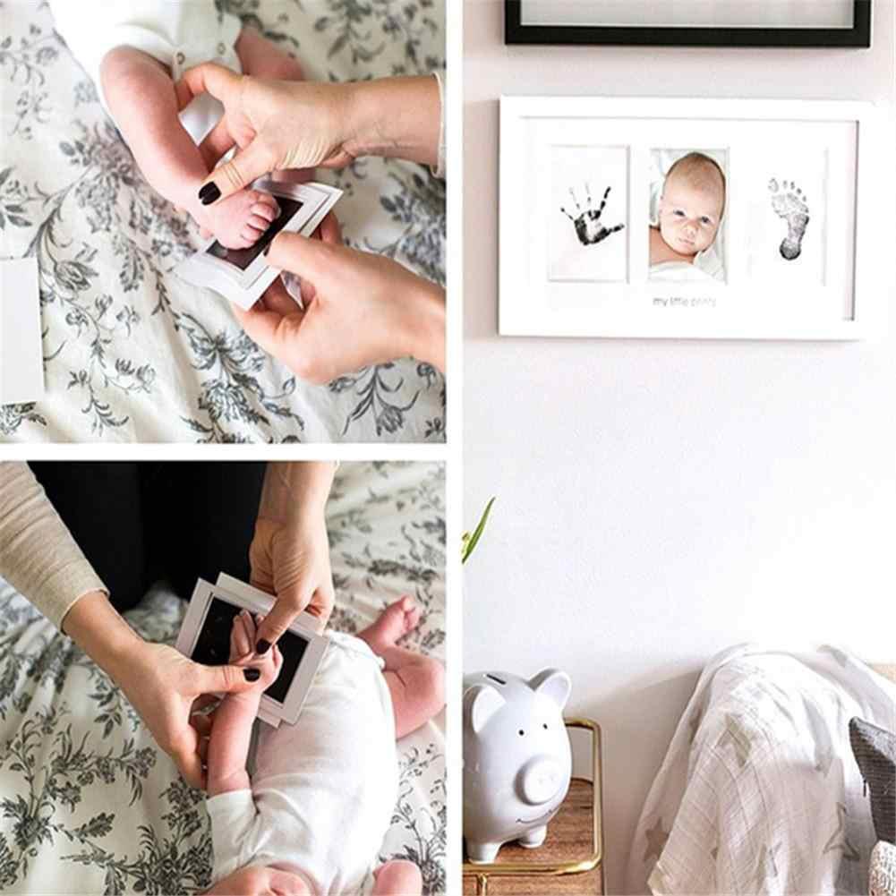 ทารก Handprint และ Footprint Pad รายการเด็กของที่ระลึก