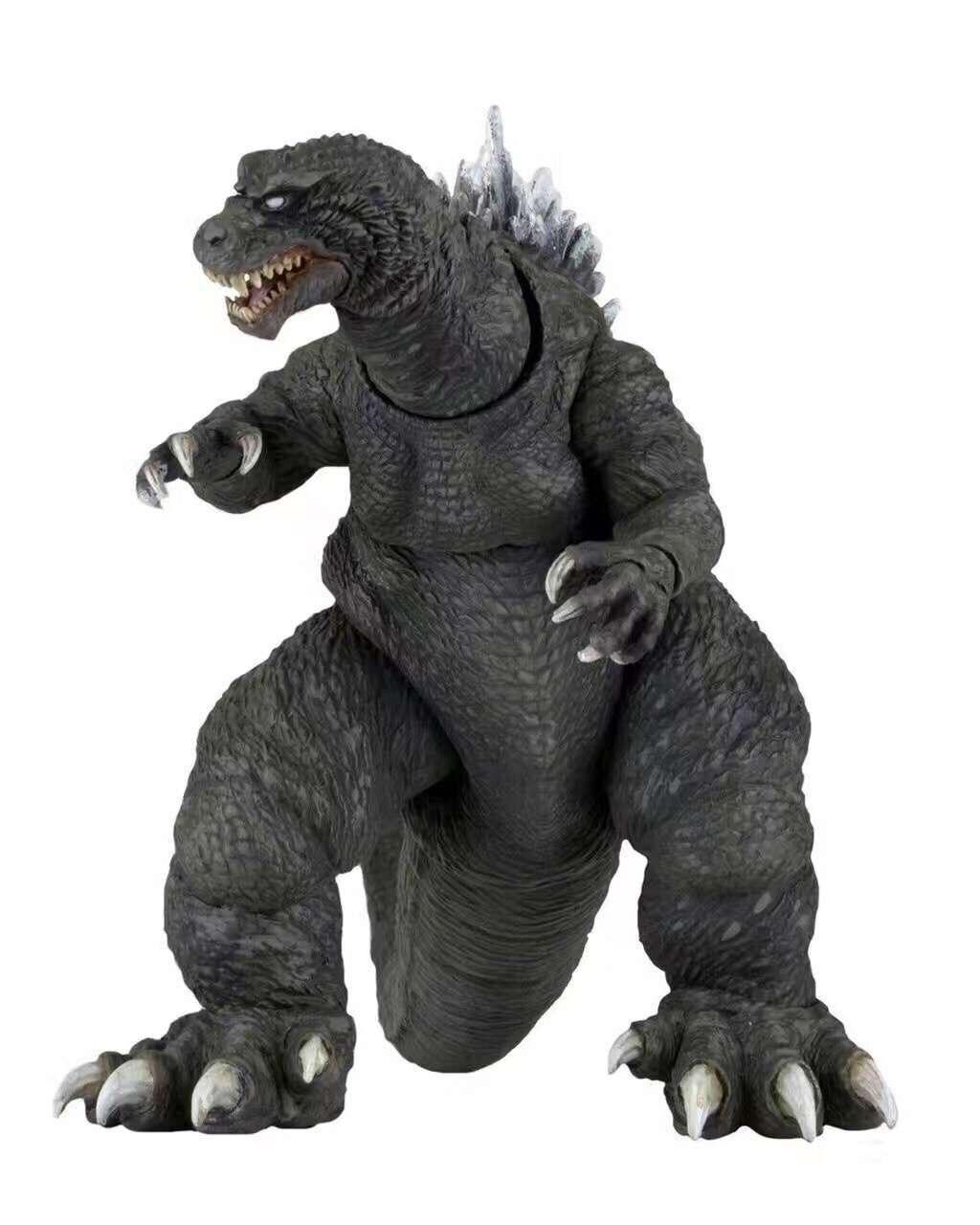 SAINTGI Годзилла Монстр динозавров Муто movie 2014 Аниме игры фигурка ПВХ фигурку Модель игрушки 17 см пластиковый пакет