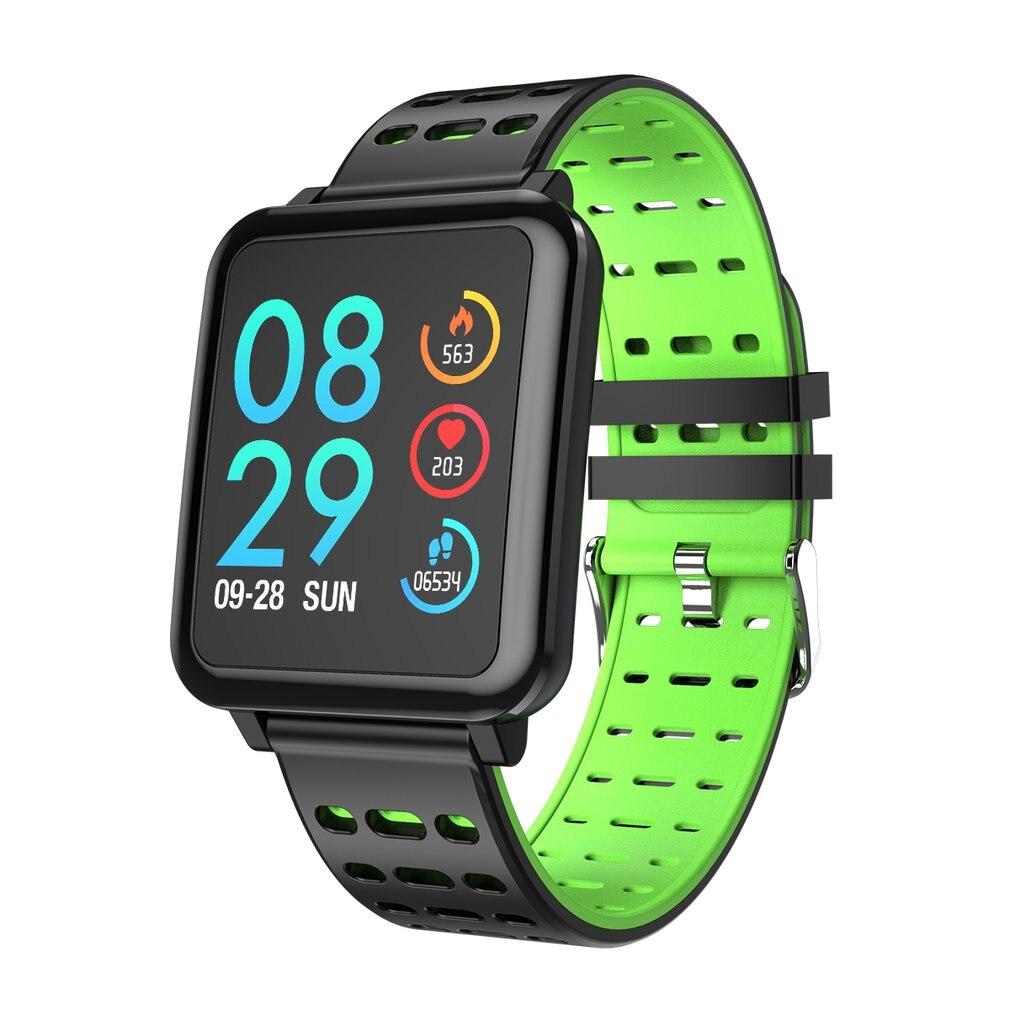 T2 Smart Bracelet Waterproof Heart Rate Fitness Monitor Smartband Tracker Push Message Call Reminder Sport Watch Smart Watch