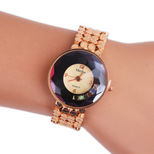 Supper Fun Hot Relogio Feminino Fashion Women's Alloy Pointer Quartz Wrist Watch jan24