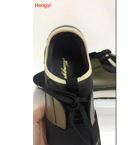 Showe Réel Femmes Showed De Printemps Femme Color Marque Chaussures Photos Été Formateurs Respirant Lacent Hongyi Appartements Mode As Casual 2018 Marche as 1YUqFwx5