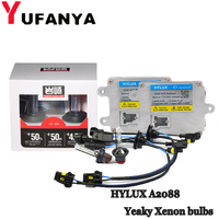 For Hylux A2088 35W HID Xenon Kit Ballast with HID Xenon Bulb for YEAKY H1 H3 H7 H11 9005 9006 D2H for car headlight retrofit